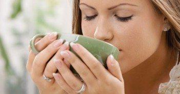 липов чай, как да стопим мазнините, чай от коса на царевица
