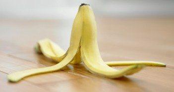 банани, банан, кора от банан