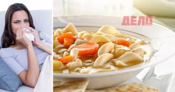 яжте тези храни, когато сте болни