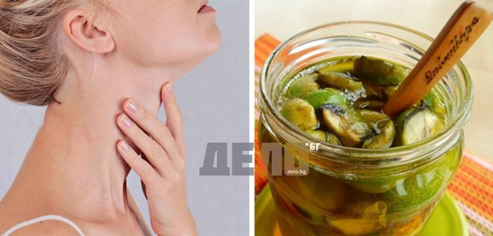 щитовидна жлеза, орехи, здравословна диета, отслабване