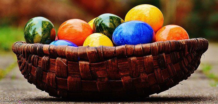 лук, яйца