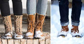 как обувките ни да бъдат сухи през зимата