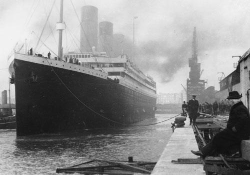 Титаник, Еленко Ангелов, Отблясъци