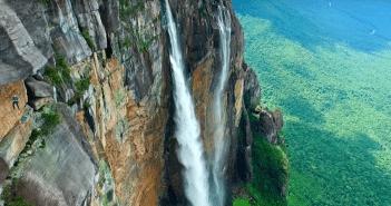 водопад, красиви гледки, видео