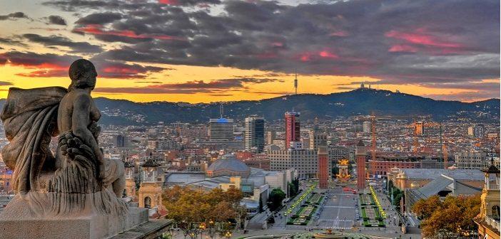 Barcelona, Tibidabo, Барселона