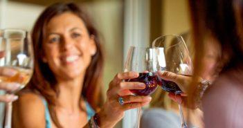 здравословното хранене може да включва и алкохол