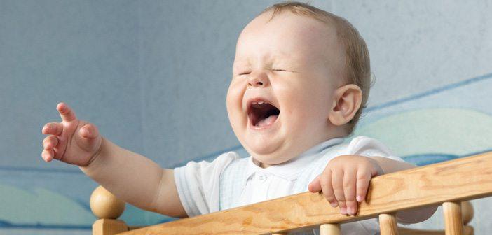 Оставете бебето да плаче, ще спи по-добре