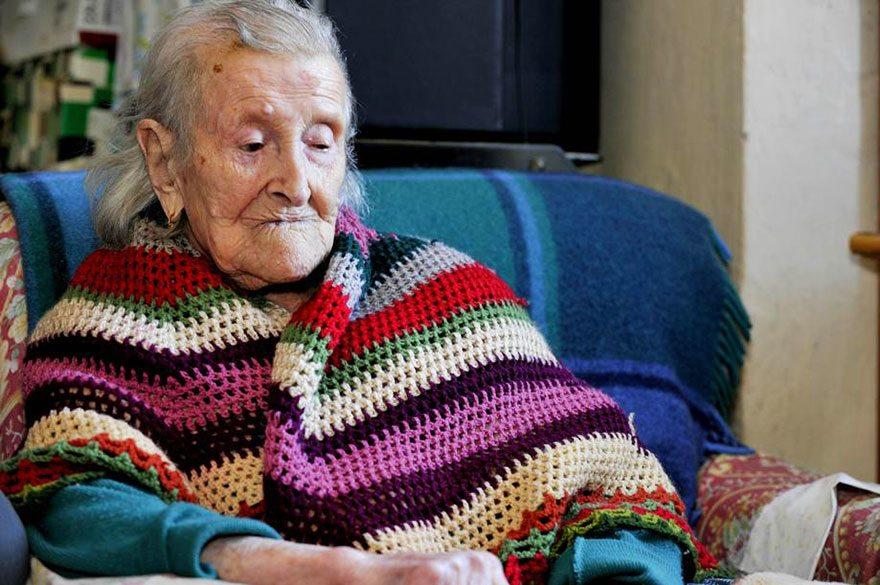 Ема Морано, най-възрастният човек на планетата
