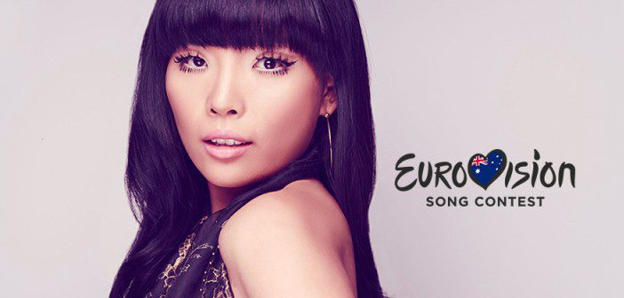 eurovision, Австралия победи на Евровизия 2016