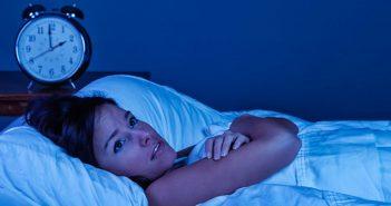легло, безсъние