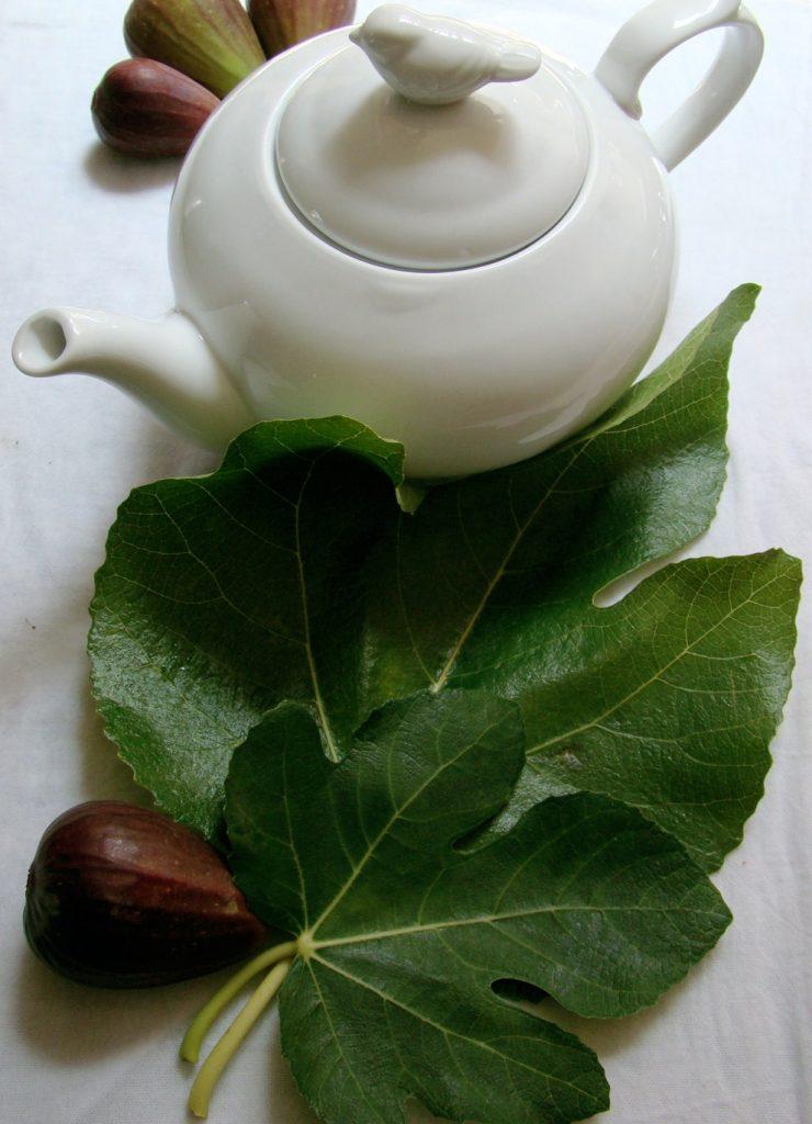 чай от листа от смокиня, смокинов лист, smokinya, lista ot smokinya