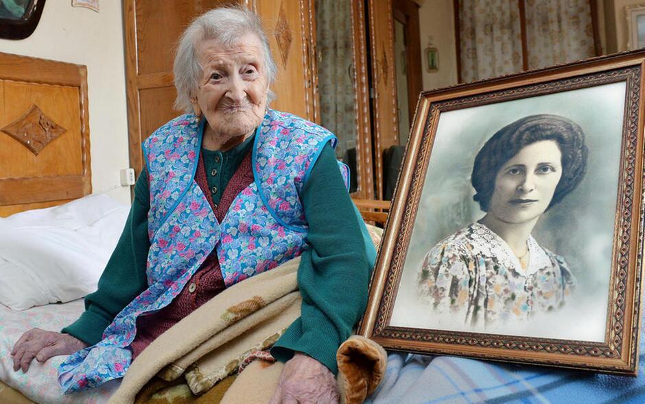 Ема Морано е най-възрастният човек на света, днес става на 117 години
