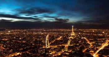 Париж, отблясъци