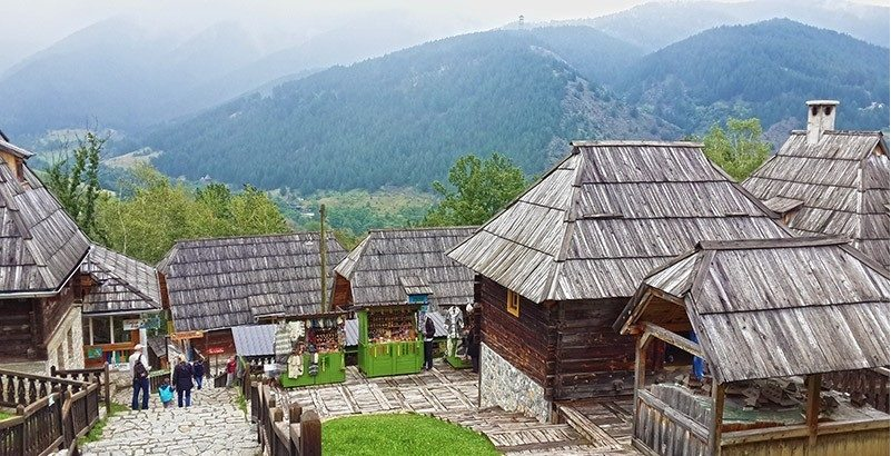 Мечавник, Сърбия