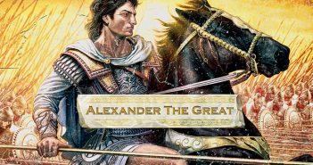 alexander the great, Александър Велики, Отблясъци