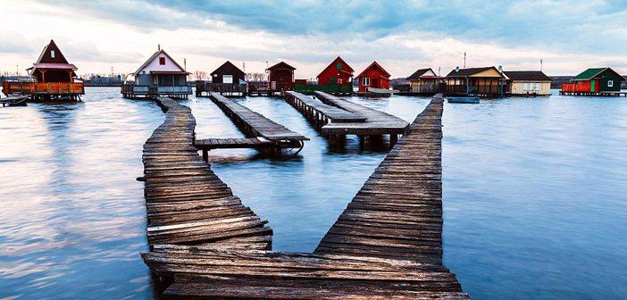 Малдивите имат двойник в Унгария