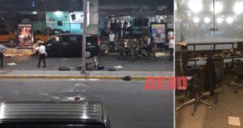 експлозии на летището в Истанбул