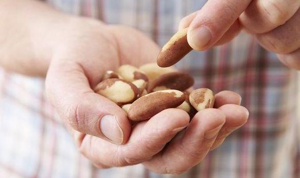 хапването на ядки намалява риска от рак на простатата
