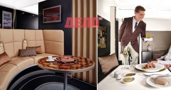 Etihad Airways, най-луксозният полет в света