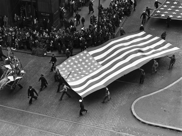 Знаме САЩ
