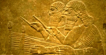 Egypt ancient music