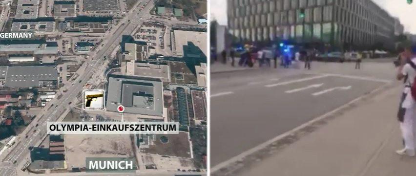 Стрелба в Мюнхен