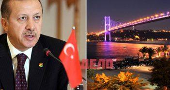 Опит за преврат в съседна Турция. Военни от въоръжените сили на страната направи опит да свали кабинета.