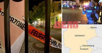 атентат в Ансбах, Германия