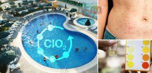 Как ни вреди хлорираната вода в басейните