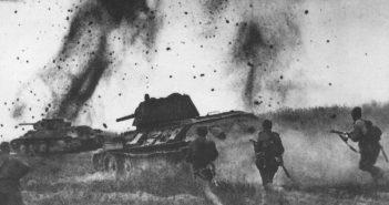 Битката при Курск, 5 юли, Втора световна война