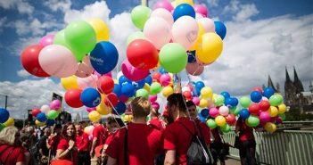 Гей парад в Кьолн
