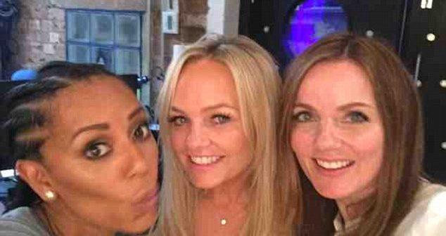 Спайс Гърлс Spice Girls се завръщат като трио с нов сингъл