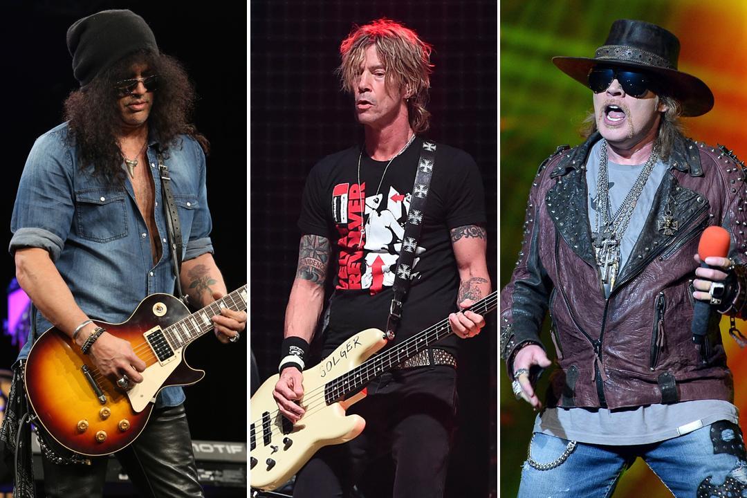 Guns'n'Roses удължават турнето си