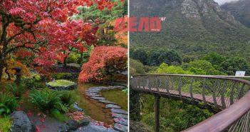 красиви градини и дворци по света