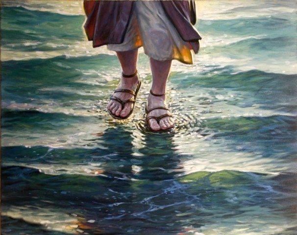 jesus Galilea sea