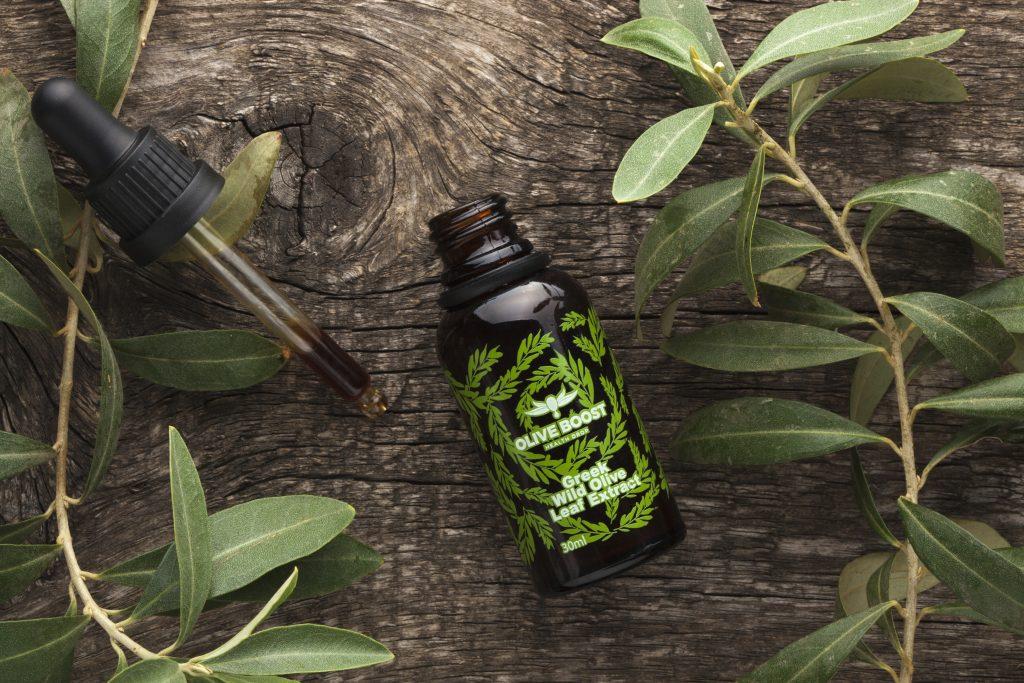 Oliveboost съдържа екстракт от маслинови листа, които са богати на олеуропеин и натурални антиоксиданти.