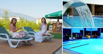 Спарк - басейн в София, СПА и плаж