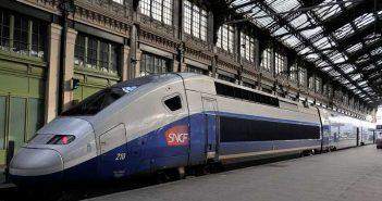 От Париж до Страсбург с TGV