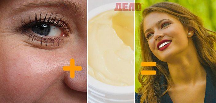 вазелин за здрава и по-млада кожа