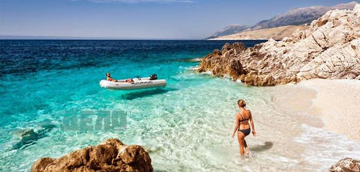 Албания и невероятните плажове