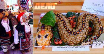 банатски кулинарен-фолклорен фестивал Асеново