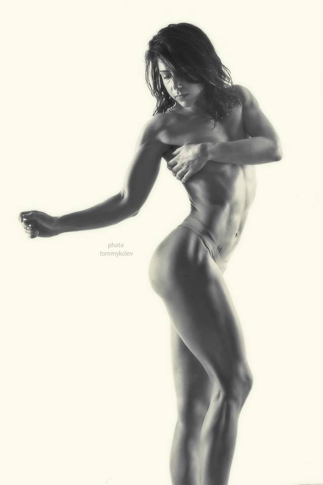 Мария Сбиркова с мотивация за поддържане на добра фигура