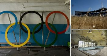 призрачните олимпийски градчета