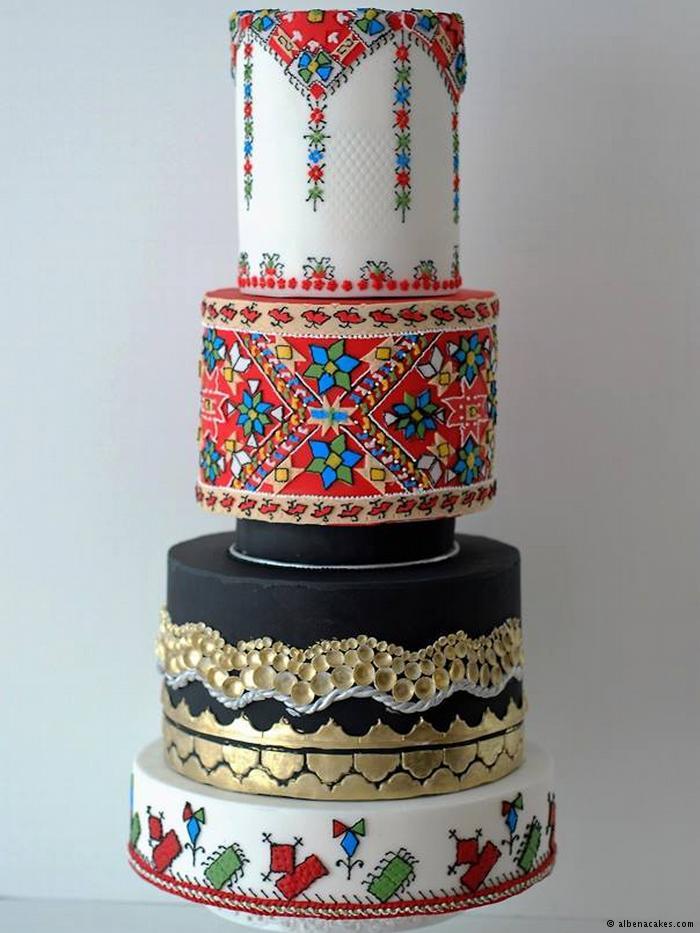 Албена Петрова торта