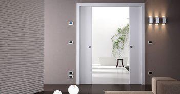 Плъзгащите врати - задължителна част от интериора