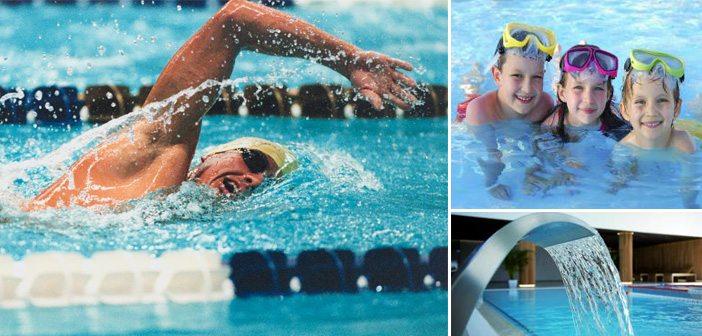 Ползите от плуването в солена вода в Spark плувен комплекс София