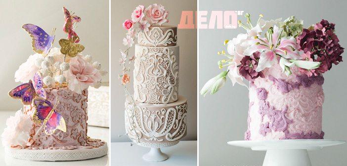 уникалните рисувани торти на Албена