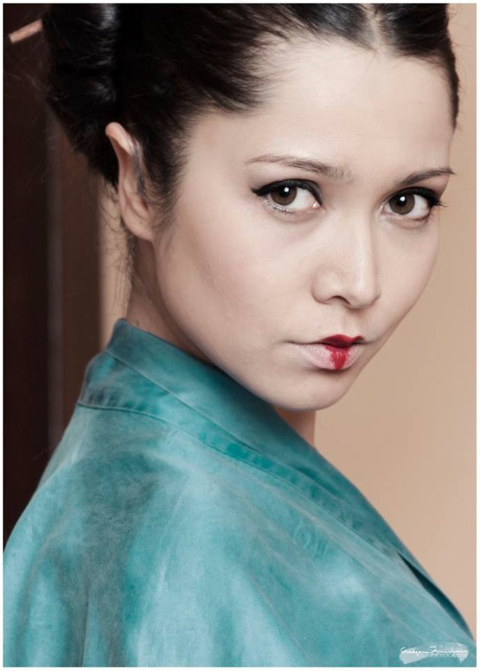 полетите на актрисата Уляна Чан