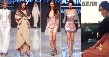 новото модно откритие - дизайнерът Миглена Петкова