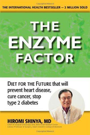 the-enzyme-factor д-р Хироми Шиня за правилното хранене